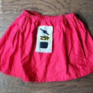 Dresses & Skirts - homemade gumball machine costume skirt